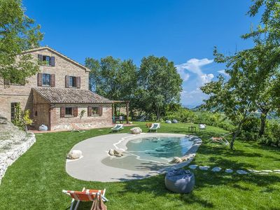 Photo for Holiday house Montefelcino for 13 persons with 7 bedrooms - Holiday house