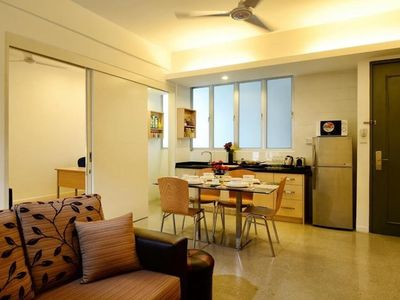 Photo for One-Stop - Cosy 2Bedroom Apartment in KL