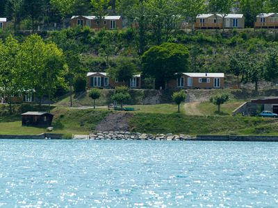 Photo for CHALET EDGE OF LAKE GREEN PONCON