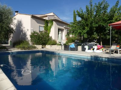 Photo for Very beautiful villa in the hinterland of Nice