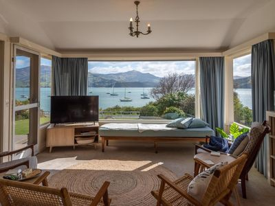 Photo for 3BR House Vacation Rental in Akaroa, Canterbury
