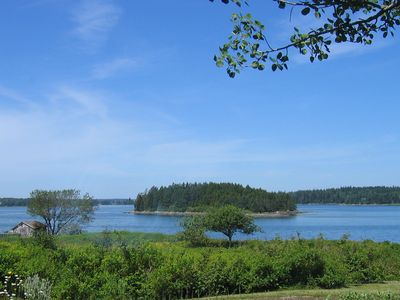 Photo for 2BR Cottage Vacation Rental in South Addison, Maine