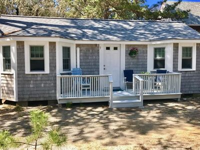 Photo for Newly-Renovated, Sweet 2BD Cottage--A/C, Close to Bike Path & Marconi Beach