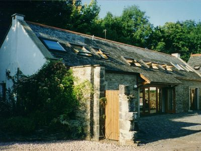Photo for 'Annacombe': Peace and tranquillity, converted coachhouse for Coast and Dartmoor