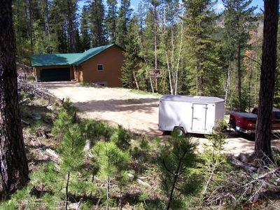 Photo for Beautiful Black Hills Vacation Home With Great Views