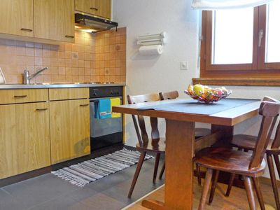 Photo for One bedroom Apartment, sleeps 4 in Ried with WiFi