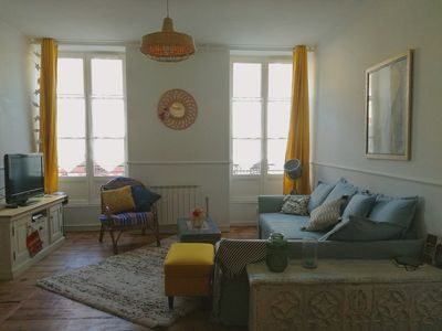 Photo for Apartment in the heart of Bayonne
