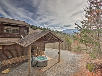 Photo for NEW! 'Deep Creek Mountain Lodge' w/Private Hot Tub