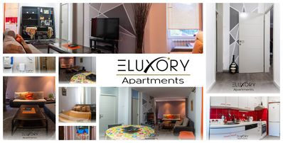 Photo for ★LUX&Comfy Flat with splash of glam(ELUXORY Apts)★