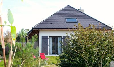 Photo for Charming new house with garden to the South of Wimereux and close to t