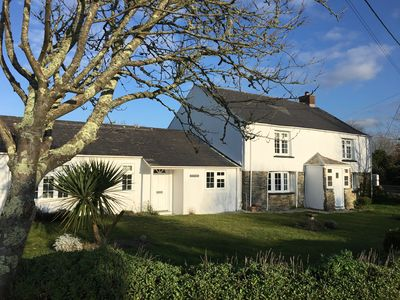 Photo for Delightful cottage within a mile of Constantine Beach & Trevose Golf Club