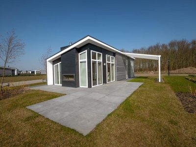 Photo for Beautiful chalet with high-quality finishings, located in a holiday park in Zeeland