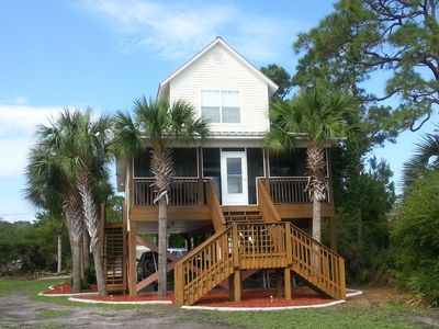 Photo for Bay Front House with private dock