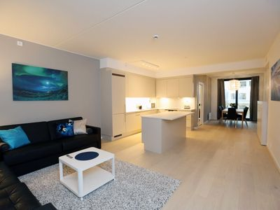 Photo for Sonderland Apartments - Dronning Eufemias gate 53 (Sleeps 9 - 3 BR / 2 BA)