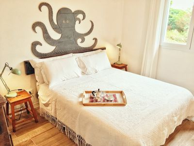 Photo for relax in the green - octo bookcase · the octopus library