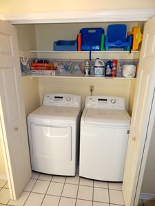 Washer & Drier Booster Seats for Two
