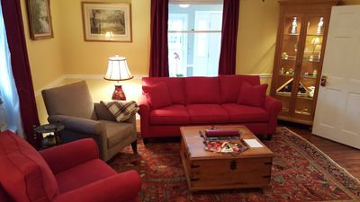 Photo for Garfield Guest House - Stonyman Suite