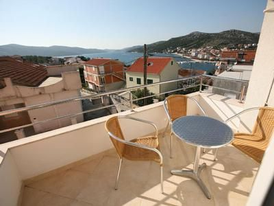 Photo for Holiday apartment Seget Vranjica for 2 persons with 1 bedroom - Holiday apartment