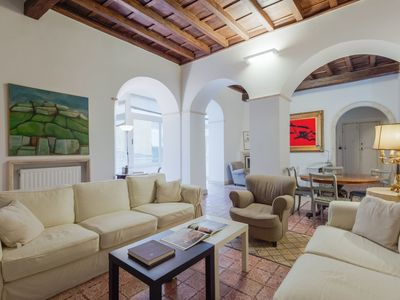 Photo for 2BR Apartment Vacation Rental in Rome, Latium
