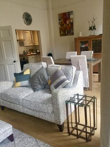Photo for Stylish, Spacious, Light, Bright, Georgian Apartment in Central Bath