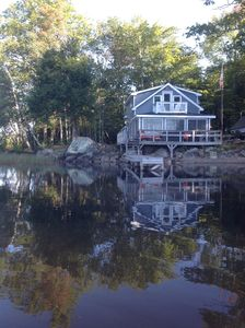 Photo for Toddy Pond Newly Renovated Cottage with C/A