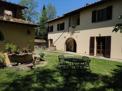 Photo for Art and relaxation: a stay in a family atmosphere between Pisa and Florence. Pool