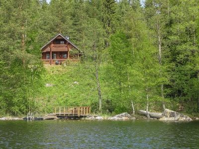 Photo for Vacation home Etelärinne in Punkaharju - 5 persons, 1 bedrooms