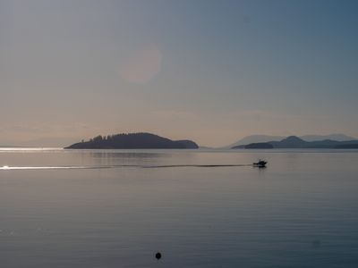 Photo for Westside Orcas Waterfront with Pocket Beach. Sunset Cove Orcas Island