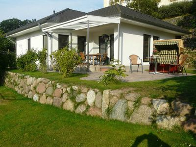 Photo for F-1060 Holiday house Haase in Göhren - House: 70m², 2-room, 2 persons, terrace, garden, WL