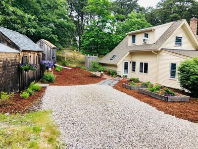 Photo for 100 Old Chequessett Neck Road (ID #141659) ~ 3 Bedroom Home On The Outskirts Of Wellfleet Village