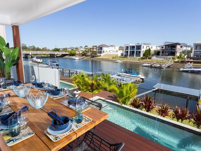 Photo for Luxurious Waterfront Dream!