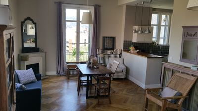 Photo for Beautiful 5 bedroom apartment in Cannes