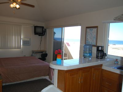 Photo for Beachfront Penthouse w/ Surf, Jacuzzi & Pool