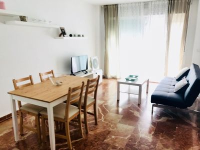 Photo for A820 - Lovely  and new apartment in Cala de Finestrat close to the Hotel Bali