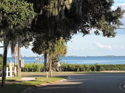 Photo for Beautiful Bay Views for Vacation, Extended Stay, Temp Housing and Relocations!