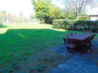 Photo for M88 - Marcelli, four-room apartment with garden 100mt from the sea