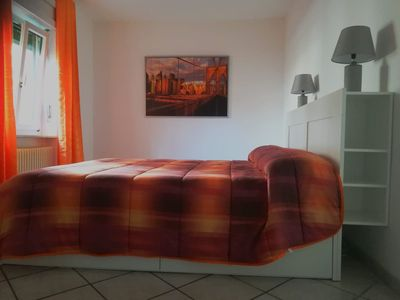 Photo for Centro Aosta Apartment Wi-Fi Breakfast Included