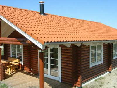 Photo for Cozy Holiday Home in Vaeggerlose with Terrace & BBQ