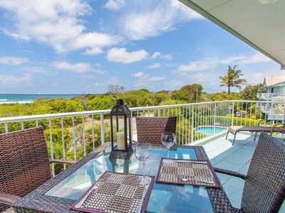 Photo for Home Away from Home with Sweeping Ocean Views - Unit 12, 60 Peregian Esplanade