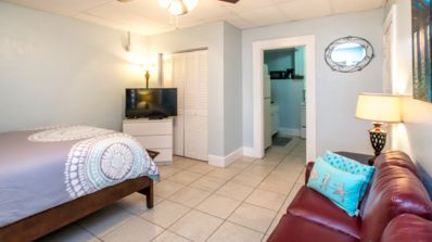 Photo for 360 Unit 354 · Historic San Rafel One Bedroom W/Patio - 360 #354