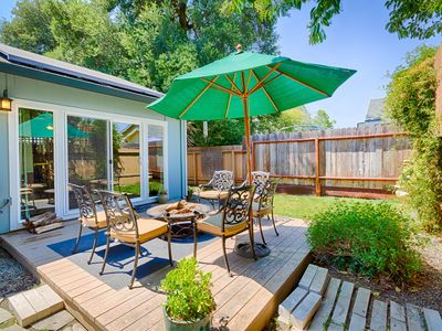 Photo for Private Home in Wine Country, located in Santa Rosa. Child and Pet Friendly!