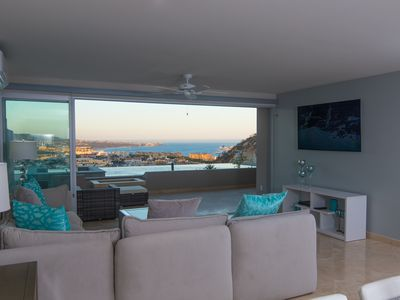 Photo for Brand New Luxurious Condo, Modern and Sleek with Amazing Views of Cabo