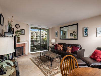 Photo for New Listing! 1BD Beach Condo with Ocean Views