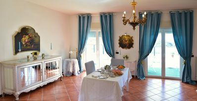 Photo for Of the guests house Center. Luxury residence in the center of Agrigento. Parking area!
