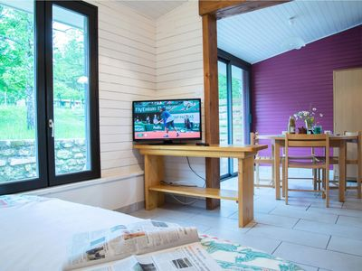 Photo for De Forest Holiday Village Ganigal - House 3 Rooms 4/6 People