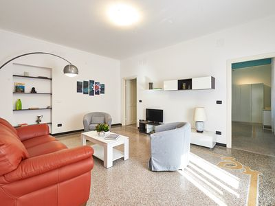 Photo for Deluxe Apartment in the Old Town of Albenga