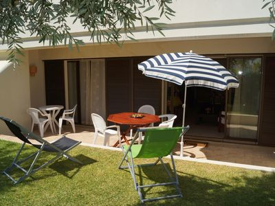 Photo for Apartment in resort 3* at 1mn to the beach - Algarve