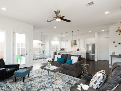 Photo for Contemporary East Austin Haven 10 minutes from Downtown
