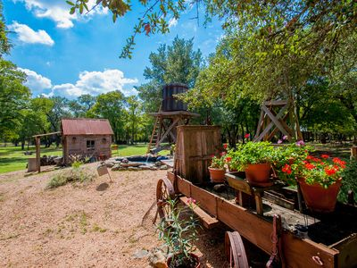 Photo for All 3 Cottages Rented Together  - Lonesome Dove Cottages