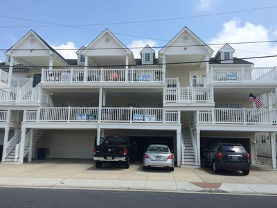 Photo for STEPS TO BEACH and BOARDWALK 13Th AVE OCEAN VIEW  !